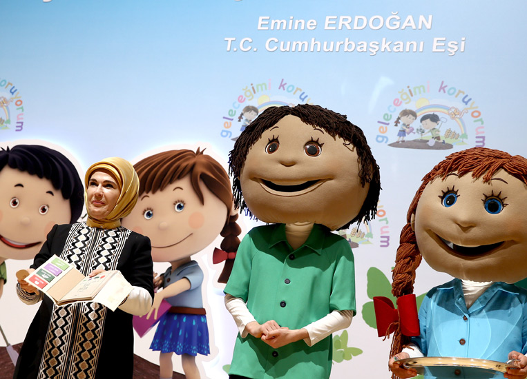 """الطفل الذي يتعرف على الطبيعة، سيحبها ويحميها أكثر"""" : رئاسة الجمهورية التركية"""