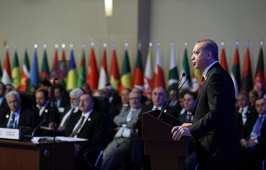 """Cumhurbaşkanı Erdoğan """"Bölücü değil, birleştirici olmalıyız"""""""