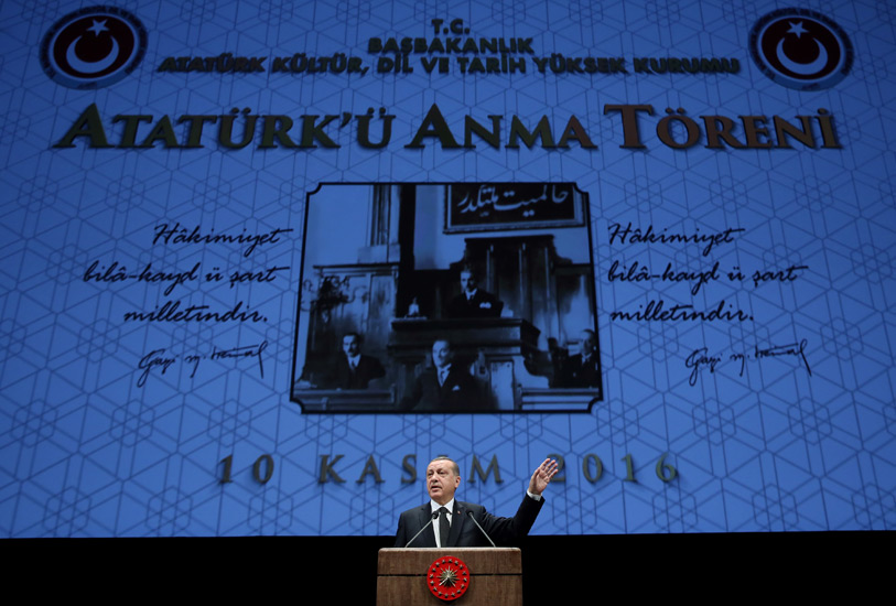 """Presidency Of The Republic Of Turkey : """"We will Rise above"""