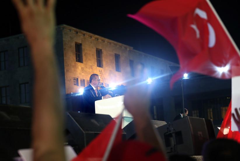"Presidency Of The Republic Of Turkey : ""Turkish People"