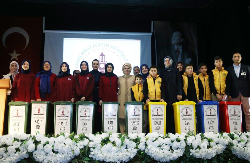 Presidency Of The Republic Of Turkey : First Lady Erdoğan Attends