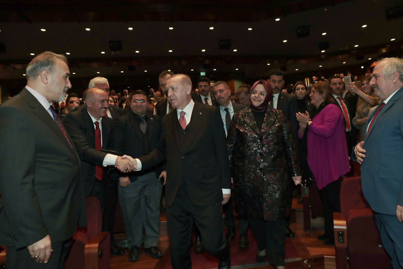 """Presidency Of The Republic Of Turkey : """"Caring for the"""