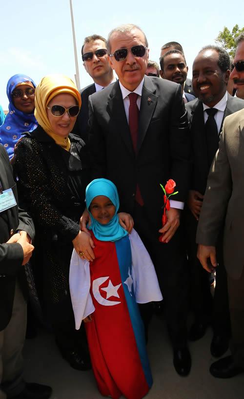 Presidency Of The Republic Of Turkey : President Erdoğan in Somalia