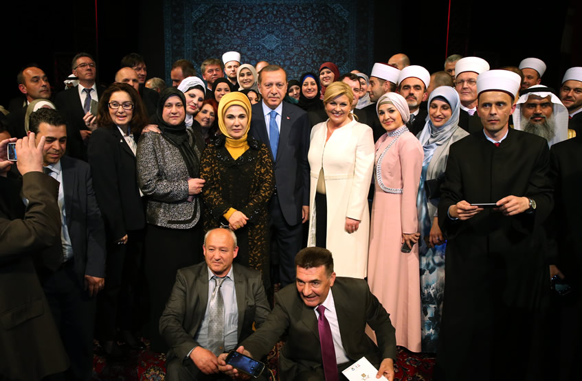 """Presidency Of The Republic Of Turkey : """"Those who want to"""