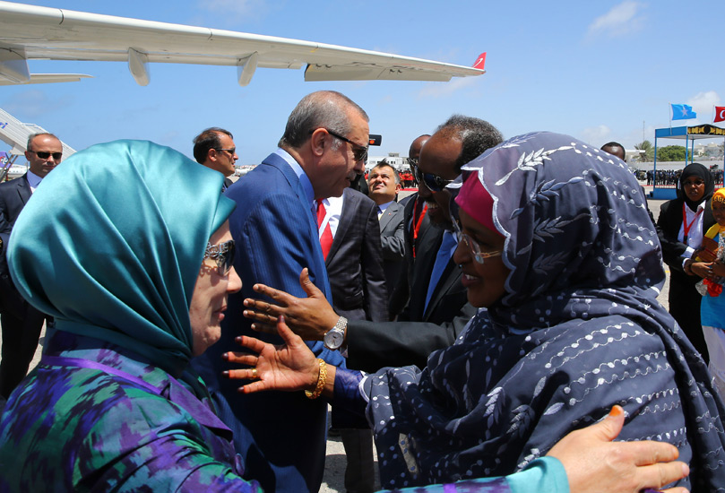 Cumhurbaşkanı Erdoğan somali ile ilgili görsel sonucu