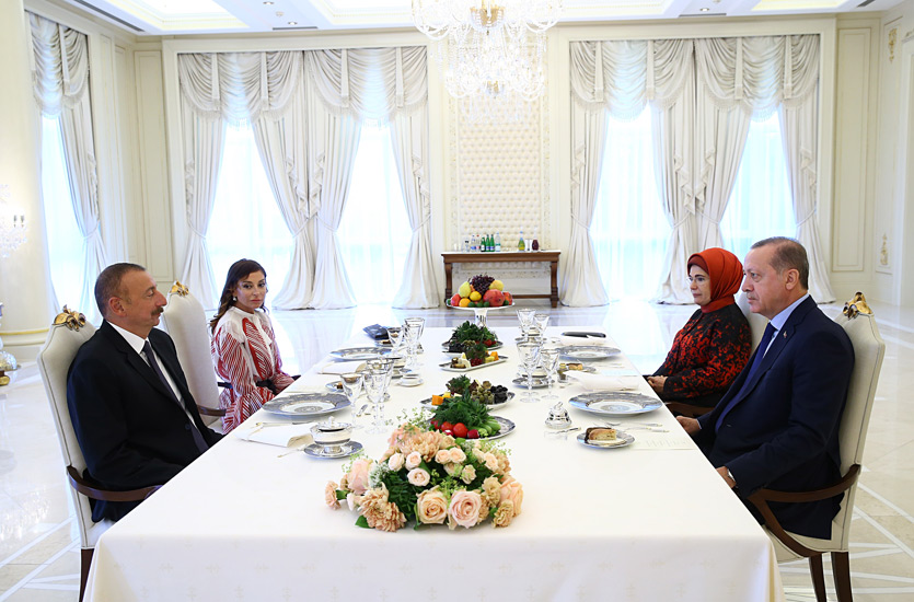 """Presidency Of The Republic Of Turkey : """"Turkey-Azerbaijan"""