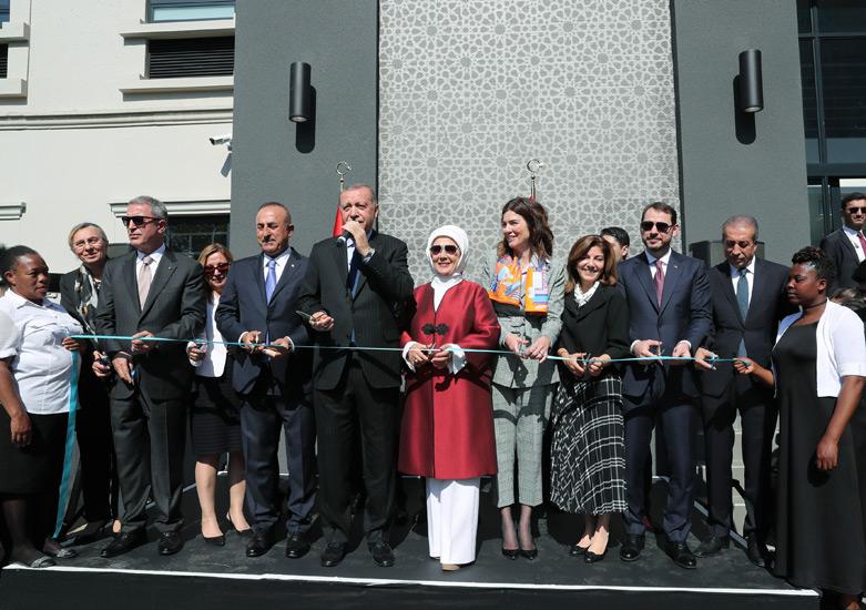 Presidence De La Republique De Turquie L Ensemble Des