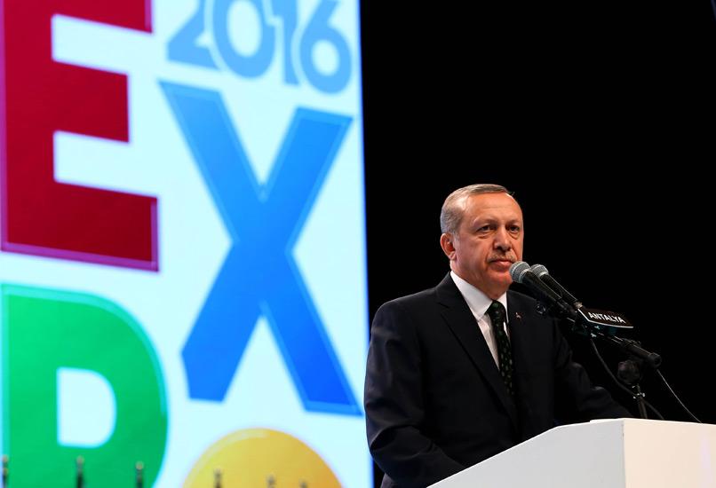 """Cumhurbaşkanı Erdoğan""""Biz tabiatı  gelecek nesillerden 'emanet' olarak aldık"""""""