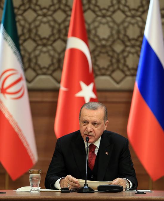 Ankaradaki Suriye Zirvesi Sonrası Ortak Açıklama ve Toprak Bütünlüğü Vurgusu 69