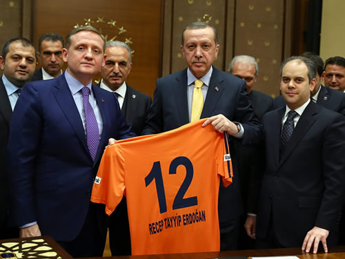 Presidency Of The Republic Of Turkey : Istanbul Başakşehir FC ...