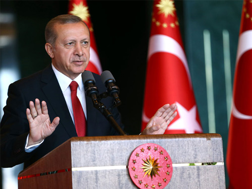 """Turkey marches towards its goals despite global and regional crises"""