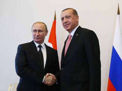 """""""Türkiye-Rusya İlişkileri, Büyük Hedeflerin Belirlendiği Olumlu Bir Sürecin İçine Girdi"""""""