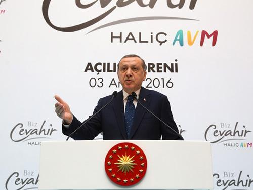 """""""Türkiye Ekonomisi Sağlam Temeller Üzerine İnşa Edilmiştir"""""""