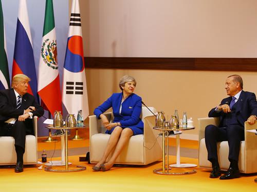 Cumhurbaşkanı Erdoğan, G20 Liderler Zirvesi'ne Katıldı
