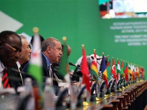 Cumhurbaşkanı Erdoğan, İİT Zirvesi Kapsamında Arakan Müslümanları Özel Oturumuna Katıldı