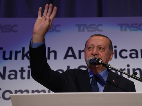 """""""İslam Düşmanlığına Karşı Hep Birlikte Güçlü Bir Duruş Sergilemeliyiz"""""""