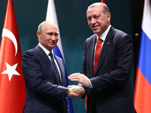 """""""Irak ve Suriye'nin Toprak Bütünlüğü Konusunda Rusya ile Hemfikiriz"""""""