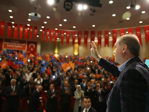 """""""Suriye'nin Kuzeyinde Oynanan Oyun, Ülkemizi Kuşatma Projesidir"""""""