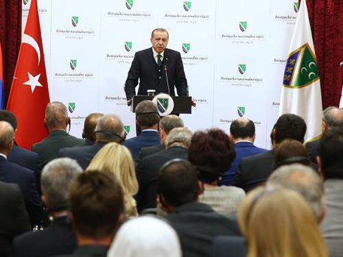 """""""Sancak'ta Türk Yatırımlarının Artırılması İçin Çalışıyoruz"""""""