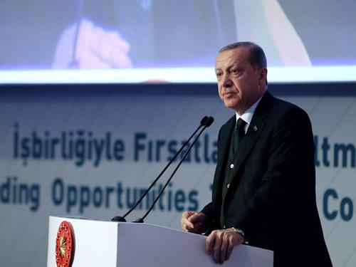 Cumhurbaşkanı Erdoğan, D-8 Zirvesi Kapanış Oturumuna Katıldı