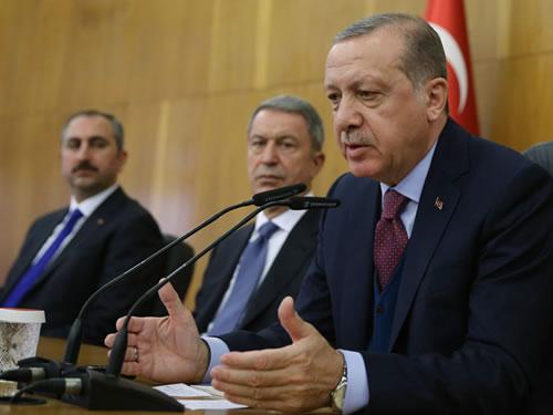 """""""Türkiye, Zor Zamanlarda Bölgedeki Kardeşlerinin Yanında Yerini Almıştır"""""""