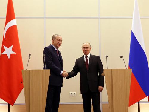 """""""Rusya'yla İlişkilerimizi Eskisinden İleriye Taşımak İstiyoruz"""""""