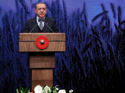 Cumhurbaşkanı Erdoğan, Buğday Filminin Galasına Katıldı