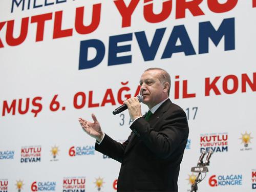 """""""Türkiye'nin Son 15 Yılı Demokrasinin Şaha Kalktığı Bir Süreç Oldu"""""""
