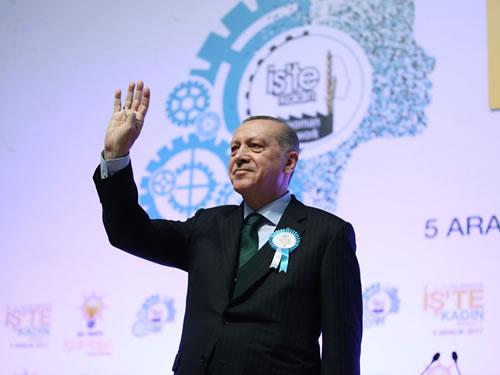 """""""Hayata Geçirdiğimiz Reformlar Kadınlarımızın da Özgürlük Alanlarını Genişletti"""""""