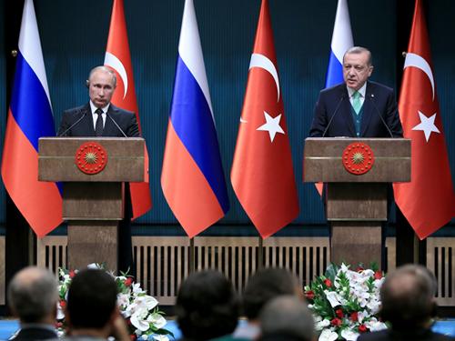 """""""Türkiye-Rusya İş Birliği Her Geçen Gün Daha da Güçleniyor"""""""