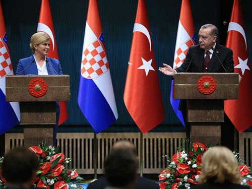 """""""Balkan Coğrafyasından FETÖ'nün Kökünün Kazınması İçin Çalışmalarımızı Sürdüreceğiz"""""""