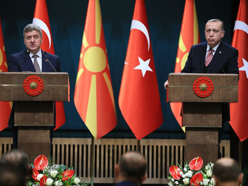 """""""Dostlarımızın da Desteğiyle FETÖ'yü Balkan Coğrafyasından Söküp Atacağız"""""""