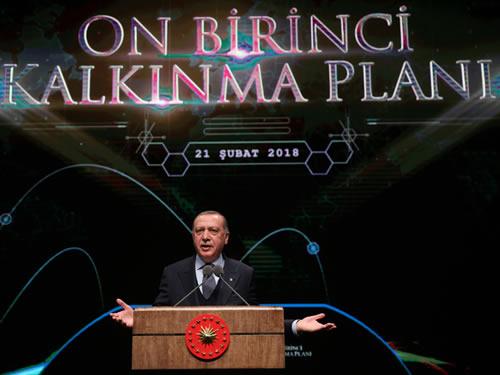 """""""Geleceğini Planlamayan Milletler, Başkalarının Planlarının Parçası Olmaya Mahkûmdur"""""""