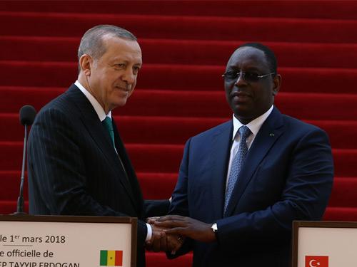 """""""Senegal, bizim için değerli bir dost ve stratejik ortaktır"""""""