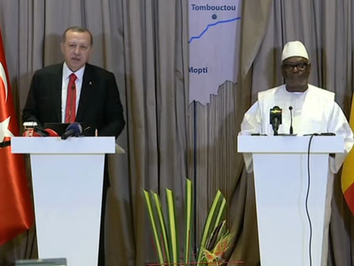 """""""DEAŞ, El Kaide ve Boko Haram gibi örgütlerin öncelikli hedefi, her zaman Müslümanlar olmuştur"""""""