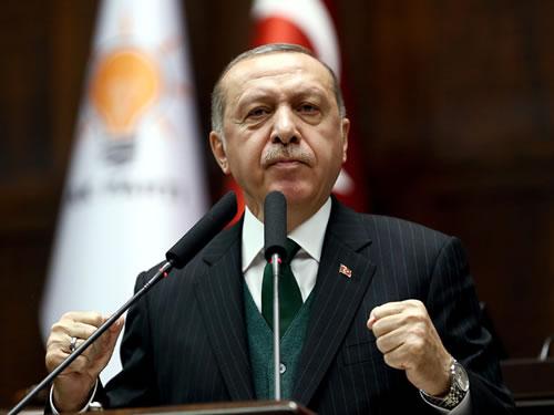 """""""Türkiye'nin terör örgütlerine yönelik operasyonları pek çok kesimin gerçek yüzünü ortaya çıkardı"""""""
