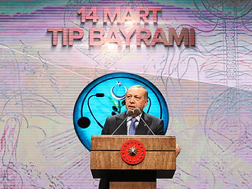 """""""Türkiye, dünyanın en önemli sağlık merkezlerinden biri hâline geldi"""""""
