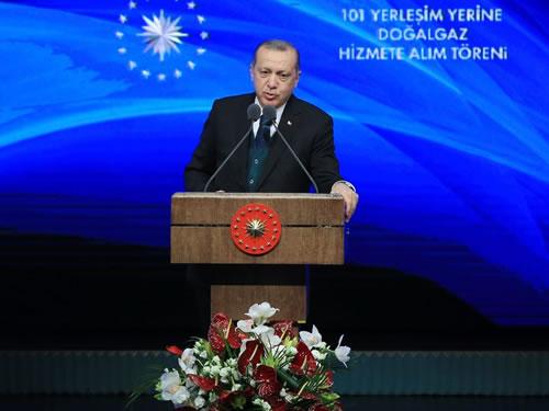 """""""Ege ve Kıbrıs başta olmak üzere yakın çevremizde fırsatçılık yapmaya kalkanlara izin vermeyiz"""""""