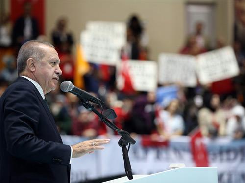 """""""Suriye'de ne rejimin zulmüne ne de teröre göz yumarız"""""""