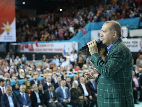 """""""Suriye'de, Türkiye'nin olmadığı hiçbir adımın atılması mümkün değildir"""""""