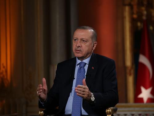 Cumhurbaşkanı Erdoğan, NTV-Star TV özel yayınına katıldı