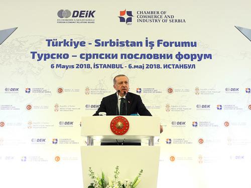 """""""Balkanlar'ın tam merkezindeki Sırbistan yatırımcılar için büyük fırsatlar sunuyor"""""""