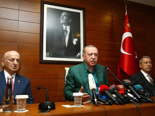 """""""Türkiye olarak Birleşik Krallık ile iş birliğinin gelişmesine özel önem veriyoruz"""""""
