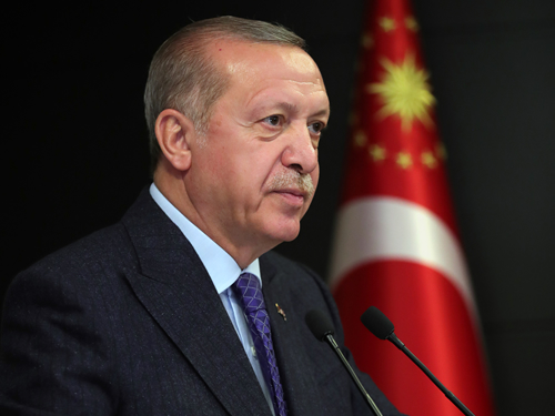 """""""Türkiye Cumhuriyeti devleti şartlar ne olursa olsun her bir vatandaşının ihtiyacını karşılayabilecek güce sahiptir"""""""