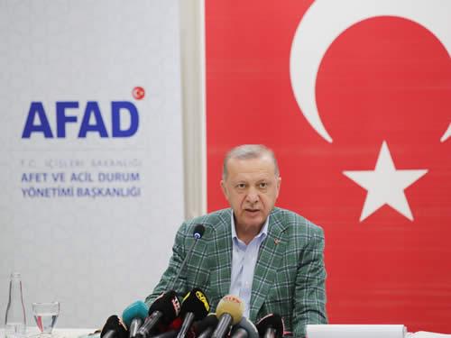"""""""Türkiye, bölgesinin en güçlü orman yangınlarıyla mücadele altyapısına sahip ülkesidir"""""""
